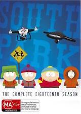 South Park : Season 18 : NEW DVD