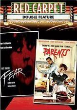 Parents & Fear 012236187523 With Randy Quaid DVD Region 1