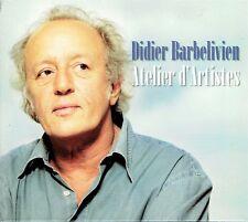CD + DVD - DIDIER BARBELIVIEN - Atelier d'artistes