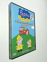 PEPPA PIG IL CAMION DEI POMPIERI E A LTRE STORIE - DVD (EX NOLEGGIO)