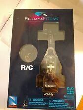 New Ray 1:24 Williams F1 Team R/C BMW Nico Roseburg 2006