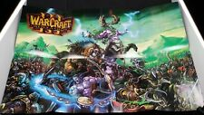 Blizzard Entertainment Promo Product Catalog/ Warcraft Reign of Chaos poster