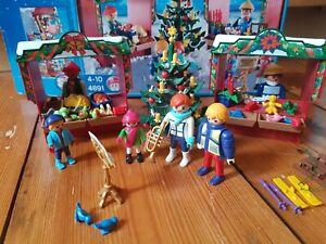 Playmobil Weihnachtsmarkt (4891) | mit OVP