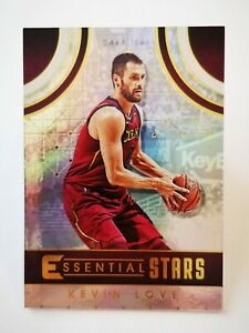 Panini Essentials 2017-18 N32 NBA Essential Stars #ES-11 Kevin Love Cleveland