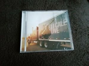 J.J. Cale - Live - CD (2001) (Live 1990-1996) *NEW and SEALED*   20,000 feedback