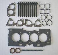 HEAD GASKET SET & BOLTS SAXO VTS 106 GTi S16 1.6 16V DOHC VRS CITROEN PEUGEOT