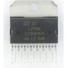 1x IC L298N L298 Motor/Motion/Ignition Controllers & Drivers Dual Full Bridge