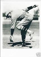 CARL MAYS NEW YORK GIANTS 8X10 PHOTO BASEBALL HOF MLB