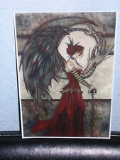 Amy Brown - Court Of The Dragon - Mini Print - Rare