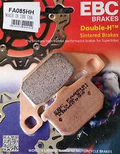 EBC/FA85HH Sintered Brake Pads (Rear) - Kawasaki GPZ550, GPZ600, GPZ750, GTR1000