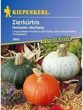 Kiepenkerl Hokkaido-mezcla 3964 comestible conservados calabaza semillas