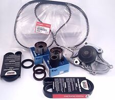 New Complete Acura CL Genuine Timing Belt & Genuine Water Pump Service Kit