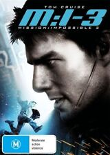 Mission Impossible 3 NEW R4 DVD