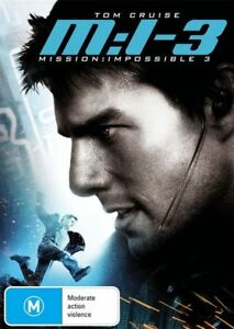 Mission Impossible 3 (DVD, 2011)