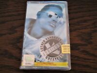 Luther Vandross Greatest Hits 1981-1 MADE IN BULGARIA Cassette BG Edition Rare