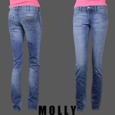 Wrangler Molly Women's Slim Fit Denim Jeans - Brand New