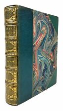 George Du Maurier - Peter Ibbetson - Osgood, McIlvaine & Co., 1895 - 3/4 Leather