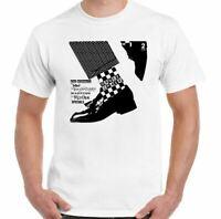 Mens The Specials 2 Tone T-Shirt Ska Dance Craze 2Tone Madness Selecter Beat Top