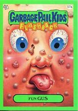 Garbage Pail Kids Flashback Series 3 Green Parallel Base Card 57a Fun GUS