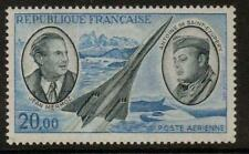 French Aviation Postal Stamps