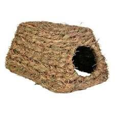 Trixie Grashaus für Nager Kleintiere Nest Versteck Haus aus Gras 100% Natur Neu