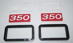 1969 Buick  Rear Quarter Side Marker Lamps Repair Kits. Special Skylark GS 350