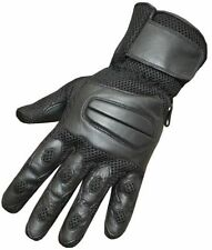 Handschuhe aus Leder für Motorrad