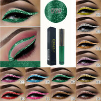 Liquid Eyeliner Long Lasting Waterproof Sparkling Metallic Eyeshadow 41
