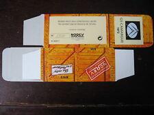BOITE VIDE NOREV  CITROEN GS CAMARGUE 1972 EMPTY BOX CAJA VACCIA