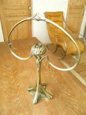 PIED DE LAMPE ART NOUVEAU DAUM DEGUÉ MULLER SCHNEIDER (560)