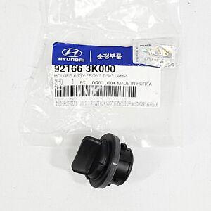 Genuine 921663K000 Turn Signal Lamp Holder For KIA Borrego Hyundai Accent Verna