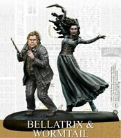 Bellatrix & Wormtail: Harry Potter Miniatures Game Expansion - Knights Models