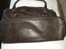 Sigrid Olsen Large BROWN  Leather  Purse