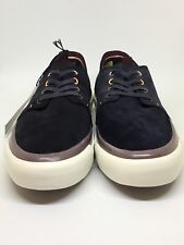 Paul Smith Jeans Libre  Suede Men's Sneakers In Navy Blue UK size 6; EU 40