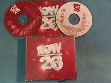 Now That's What I Call Music Vol.26  Various 2 Disc + Booklet in fat box