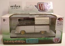 1960 '60 VOLKSWAGEN VW DOUBLE CAB TRUCK AUTO-TRUCKS R48 M2 MACHINES DIECAST 2018