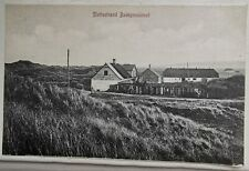 Vintage un-used postcard: Motif from Slettestrand Badepensionat Norway 1910