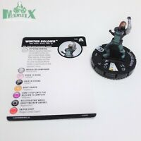 Heroclix Avengers: Black Panther & Illuminati Winter Soldier #016 Common w/card!