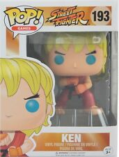 Funko Pop! Games: Street FIGHTER-Special Attack Ken #12268 STREETFIGHTER