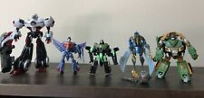 Transformers Animated Lot Megatron, Lockdown, Bulkhead, Starscream, Swoop
