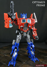 Custom 1/1 Transformers Movie G1 Style Evasion Mode Optimus Prime Action Figure