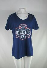 Washington Mystics WNBA Fanatics Women's V-Neck Shirt