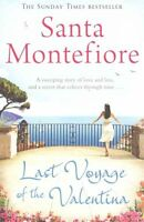 Last Voyage of the Valentina, Montefiore, Santa, Very Good Book