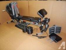 Bowflex Revolution Gym.W/ Acc Rack & 80Ib Weight Upgrade. Shipping Available.