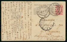 Mayfairstamps Russia 1910 Used Postcard wwe94221