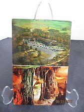 Vintage 1970 Park Mammoth Resort Motel Park City KY Chrome Postcard Cave