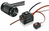 Hobbywing EZRUN MAX10 SCT 120A ESC Speed Controller + 3660 G2 Brushless Motor RC