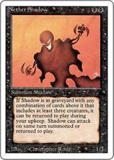 NETHER SHADOW Revised Edition MTG Black Creature — Spirit RARE