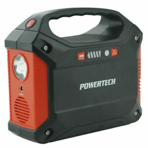Powertech Portable Power Centre Multi-function 42Ah AC/DC/USB Outputs MB-3748