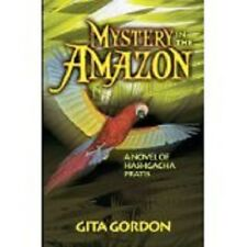 MYSTERY IN THE AMAZON: A Novel of Hashgacha Pratis - by  Gita Gordon - NEW